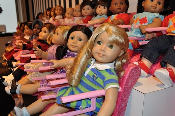 American Girl Cafe Birthday Experience Details Classy Mommy